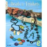Beads & Trinkets by Stevens, Lisa, 9781574213256