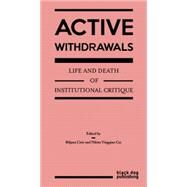 Active Withdrawals by Ciric, Biljana; Cai, Nikita Yingqian, 9781910433256