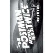 The Postman Always Rings Twice 9780679723257N