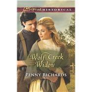 Wolf Creek Widow by Richards, Penny, 9780373283262