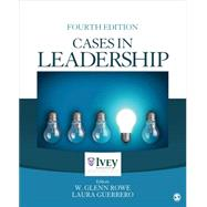 Cases in Leadership by Rowe, W. Glenn; Guerrero, Laura, 9781483383262