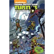 Teenage Mutant Ninja Turtles New Animated Adventures 5 by Walker, Landry Q.; Thomas, Chad; Brizuela, Dario; Allor, Paul; Martin, Billy, 9781631403262