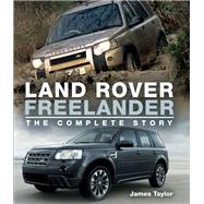 Land Rover Freelander by Taylor, James, 9781785003264