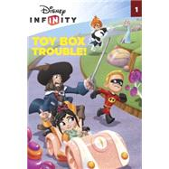 Toy Box Trouble! (Disney Infinity) by WEINGARTNER, AMYLAGUNA, FABIO, 9780736433266