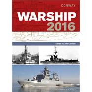 Warship 2016 by Jordan, John, 9781844863266