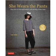 She Wears the Pants by Takada, Yuko, 9784805313268