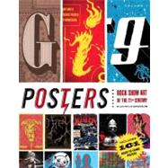 Gig Posters by Hayes, Clay, 9781594743269