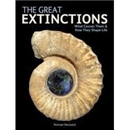 The Great Extinctions by MacLeod, Norman, 9781770853270