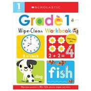 Wipe Clean Workbooks: Grade 1 (Scholastic Early Learners) by Scholastic, 9780545903271