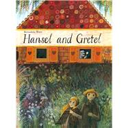Hansel and Gretel by Watts, Bernadette; Brothers Grimm, 9780735843271