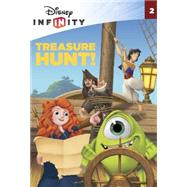 Treasure Hunt! (Disney Infinity) by WEINGARTNER, AMYLAGUNA, FABIO, 9780736433273