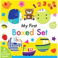 My First Boxed Set by Max and Sid, 9781499803273