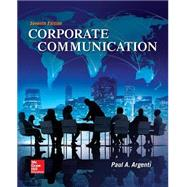 Corporate Communication by Argenti, Paul A, 9780073403274