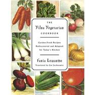 The Vilna Vegetarian Cookbook by Lewando, Fania; Jochnowitz, Eve; Nathan, Joan, 9780805243277