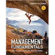 Management Fundamentals by Lussier, Robert N., 9781506303277
