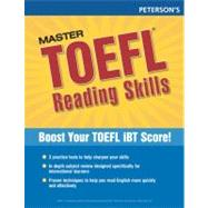 Peterson' s Master Toefl  Reading Skills by Arco, Thomson, 9780768923278