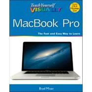 Teach Yourself Visually Macbook Pro by Miser, Brad, 9781118383278
