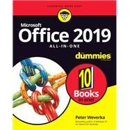 Office 2019 All-in-one for Dummies by Weverka, Peter, 9781119513278
