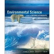 Environmental Science by Enger, Eldon; Smith, Bradley, 9780073383279
