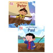 Peter/Paul Flip-Over Book by Kovacs, Victoria; Ryley, David, 9781433643279