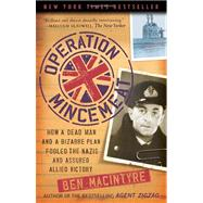 Operation Mincemeat by MacIntyre, Ben, 9780307453280