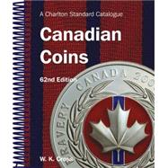 A Charlton Standard Catalogue Canadian Coins 2008 by Cross, W. K., 9780889683280