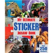 My Ultimate Sticker Jigsaw Book by Little Bee Books, 9781499803280