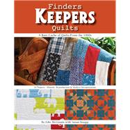 Finders Keepers Quilts by Mcginnis, Edie; Knapp, Susan (CON), 9781617453281