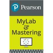 Mastering Chemistry with Pearson eText -- Standalone Access Code Card -- for General Chemistry Atoms First by McMurry, John E.; Fay, Robert C., 9780321813282