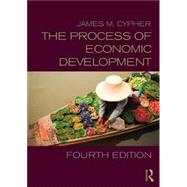 The Process of Economic Development by Cypher; James, 9780415643283