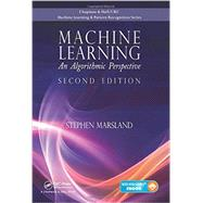 Machine Learning: An Algorithmic Perspective, Second Edition by Marsland; Stephen, 9781466583283