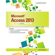 Microsoft Access 2013 Illustrated Introductory by Friedrichsen, Lisa, 9781285093284