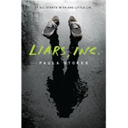 Liars, Inc. by Stokes, Paula, 9780062323286