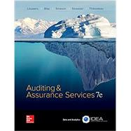 Auditing & Assurance Services by Louwers, Timothy; Blay, Allen; Sinason, David; Strawser, Jerry; Thibodeau, Jay, 9781259573286
