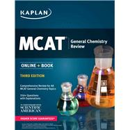 Mcat General Chemistry Review by Kaplan, 9781506203287