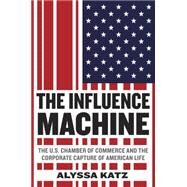 The Influence Machine by Katz, Alyssa, 9780812993288