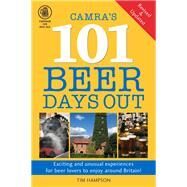 101 Beer Days Out by Hampson, Tim, 9781852493288