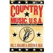 Country Music, U. S. A. by Malone, Bill C., 9780292723290