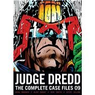 Judge Dredd: the Complete Case Files 9 by Wagner, John; Grant, Alan, 9781781083291