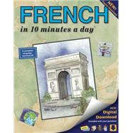 FRENCH in 10 minutes a day® by Kershul, Kristine K., 9781931873291