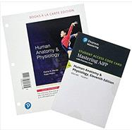 Human Anatomy & Physiology, Books a la Carte Plus Mastering A&P with Pearson eText -- Access Card Package by Marieb, Elaine N.; Hoehn, Katja N., 9780134763293