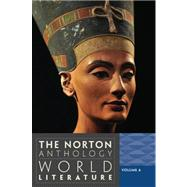 Norton Anthology of World Literature: Volume A by Puchner, Martin, 9780393913293
