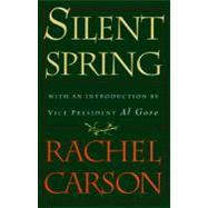 Silent Spring by Carson, Rachel, 9780395683293