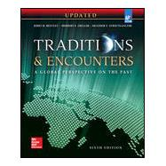 Traditions & Encounters: A Global Perspective on the Past UPDATED AP Edition 2017 6e, Student Bundle, 1-Year Subscription (Student Edition with ConnectED eBook) by Jerry Bentley, 9780076723294
