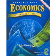 Economics : Principles in Action by Hall, Robert Ernest, 9780134373294