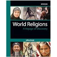 World Religions: A Voyage of Discovery by Brodd, Jeffrey, 9781599823294