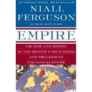 Empire by Ferguson, Niall, 9780465023295