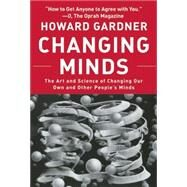 Changing Minds by Gardner, Howard, 9781422103296