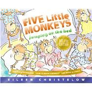 Five Little Monkeys Jumping on the Bed by Christelow, Eileen (RTL), 9780544283299