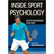 Inside Sport Psychology by Karageorghis, Costas, 9780736033299